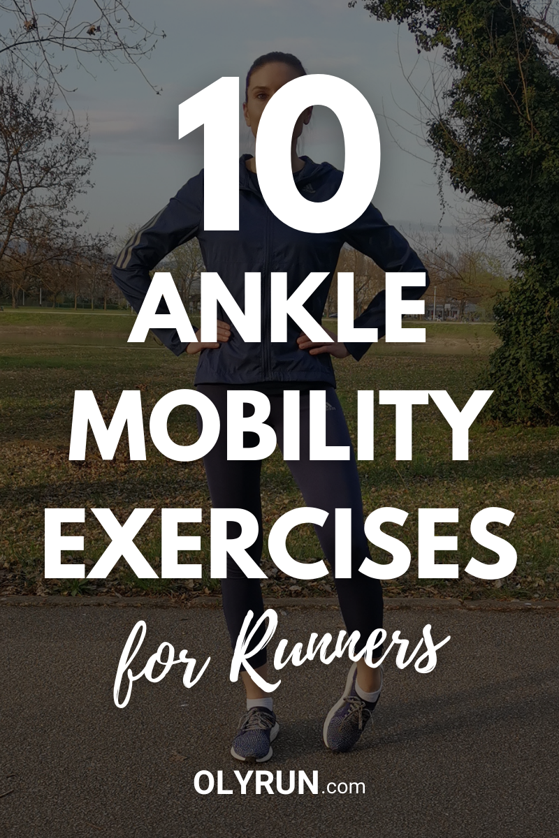 ankle mobility exercises for runners