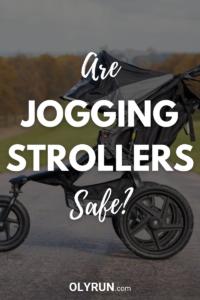 Are Jogging Strollers Safe