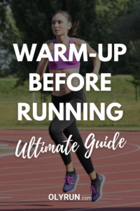 warm-up before running